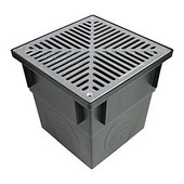 RELN Pit Series 300 With Aluminium Plain Grate