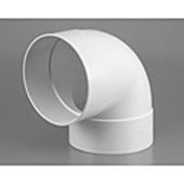 1e. Stormwater Elbow 90° FF 90mm