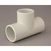 "h. PVC Tee plain 80mm (3"")"