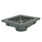 Uni Pit Series 300 with Galvanised Steel Class A Grate