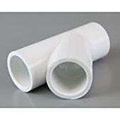 "PVC Wye Tee 40mm (1 1/2"")"