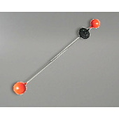 "Apex Spare Float 4"" Orange"