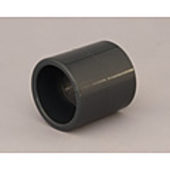 "Sch 80 Coupling 40mm (1 1/2"")"