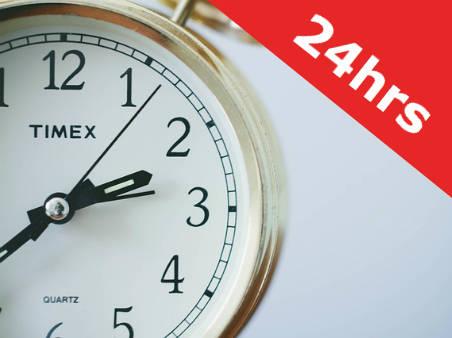 24hrs Emergency Service