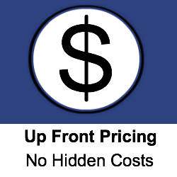 Up Front Pricing