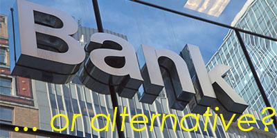 bank or alternative lending