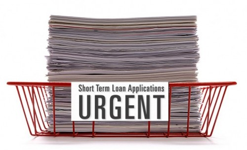 Short Term loan applications