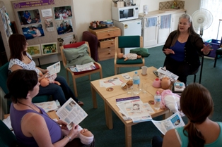 Antenatal Teaching Tools - Learn to Breastfeed
