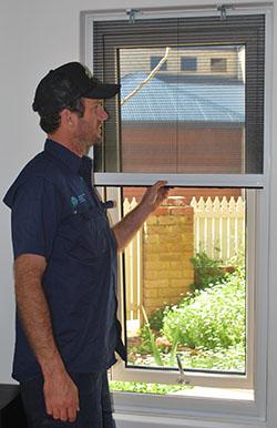 Awning Window Mechanism