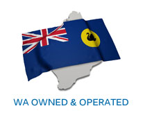 WA Owned and Operated