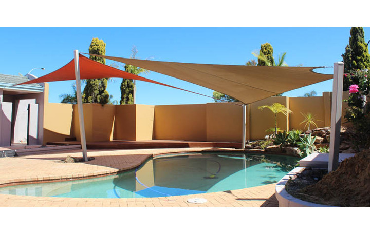 High Quality Shade Sails in Golden Bay