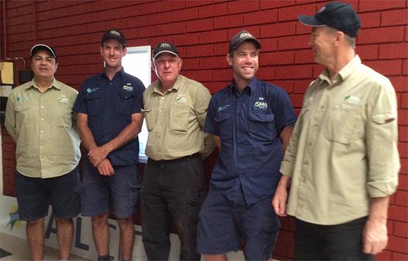 Sail City Consultants Abbas, Ben, Michael, Stu, David