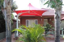 Cantilever Umbrella Non Collapsible Alfresco