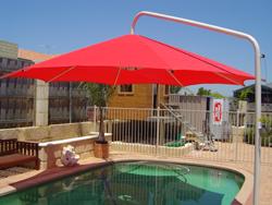 Cantilever Umbrella Premium