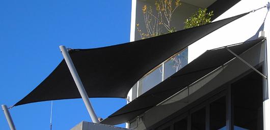 Balcony Shade Sail