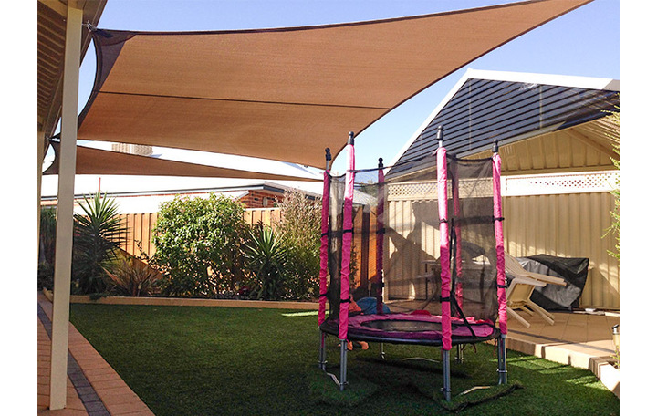 Perth Shade Sails Installed