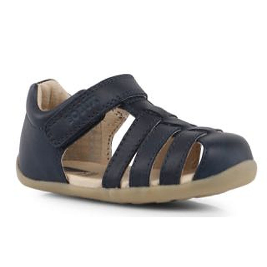 Step Up Navy Jump Sandal - Image 1