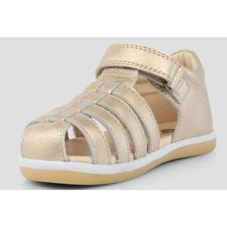 NEW STYLING Bobux IWalk Gold Skip Sandal - Image 2
