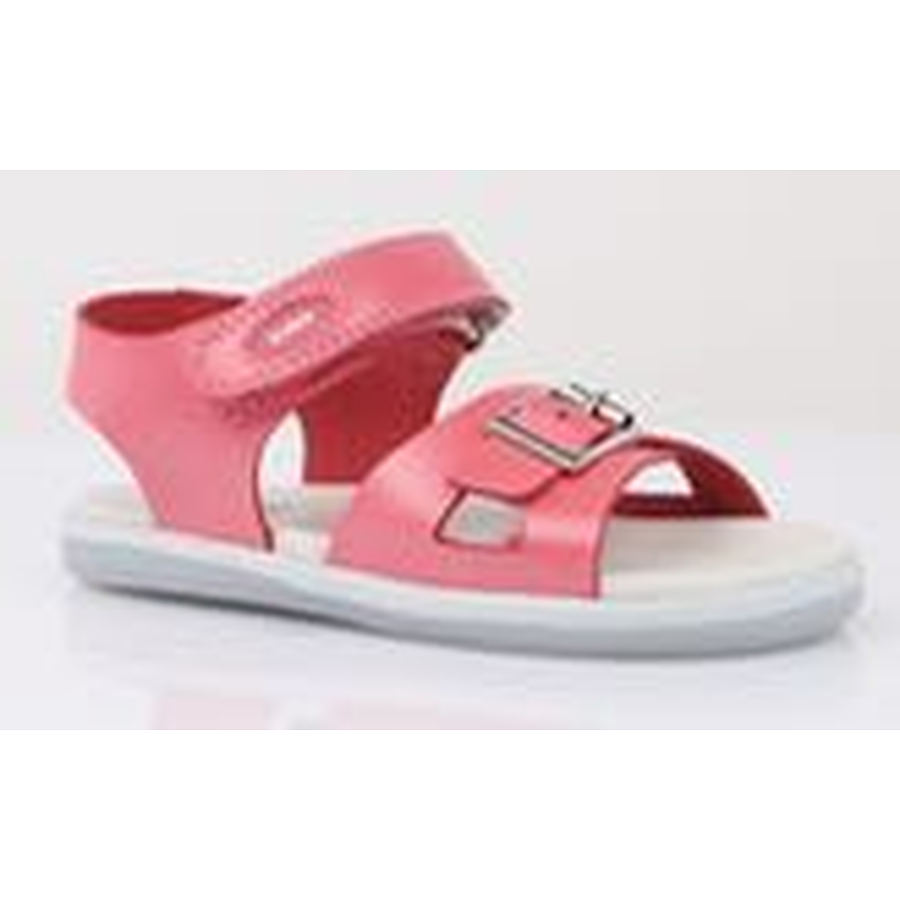 NEW STYLING Bobux IWalk Pop Coral - Image 1