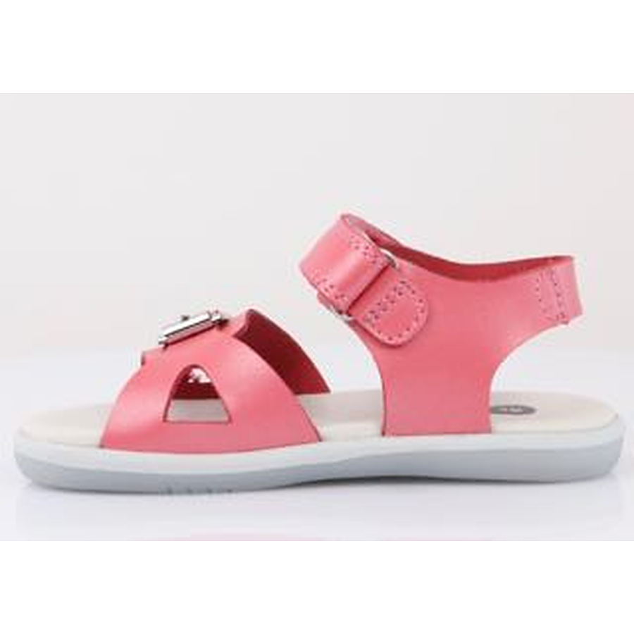 NEW STYLING Bobux IWalk Pop Coral - Image 2