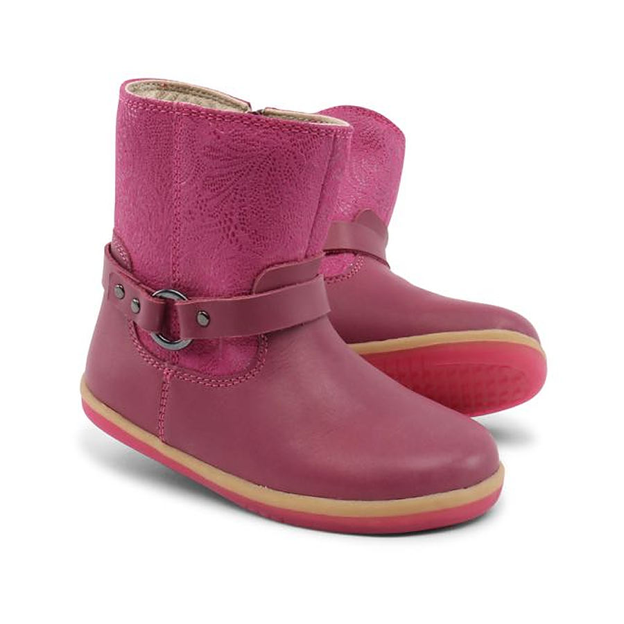 Bobux Quest Boot Rose EU 22 to 26 - Image 1