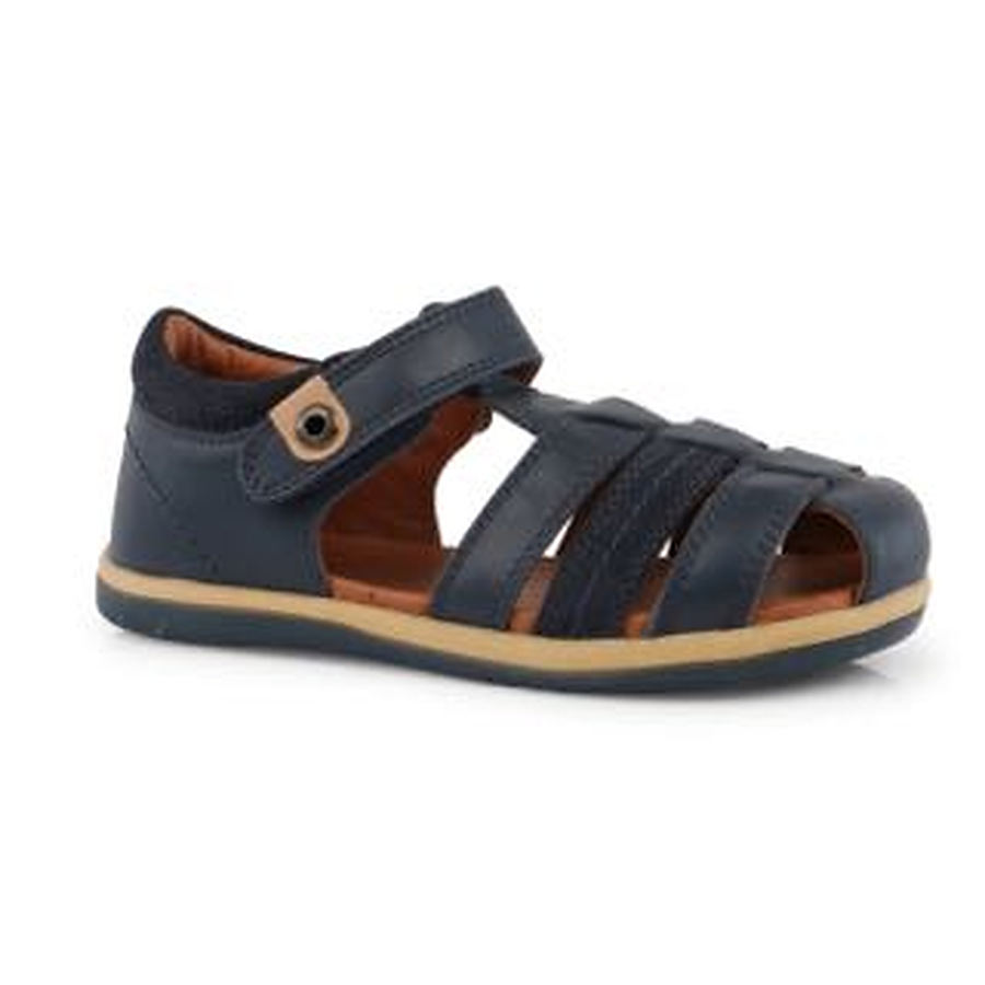 Bobux Kid Rove Navy EU 32 and 33 - Image 1