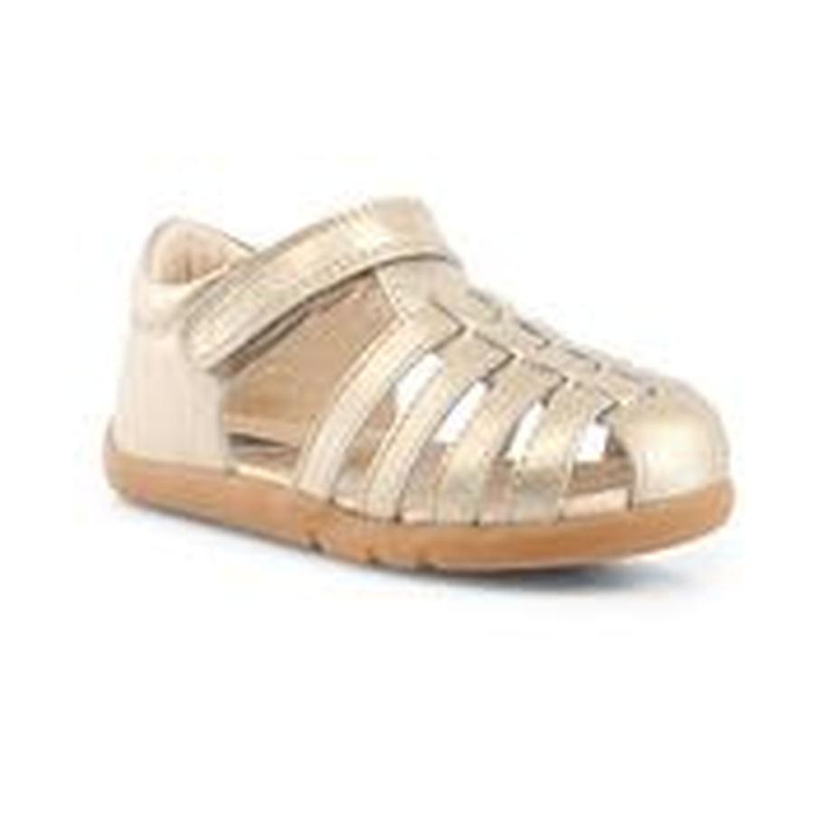 Bobux IWalk True Gold Skip Sandal EU 24 only - Image 1