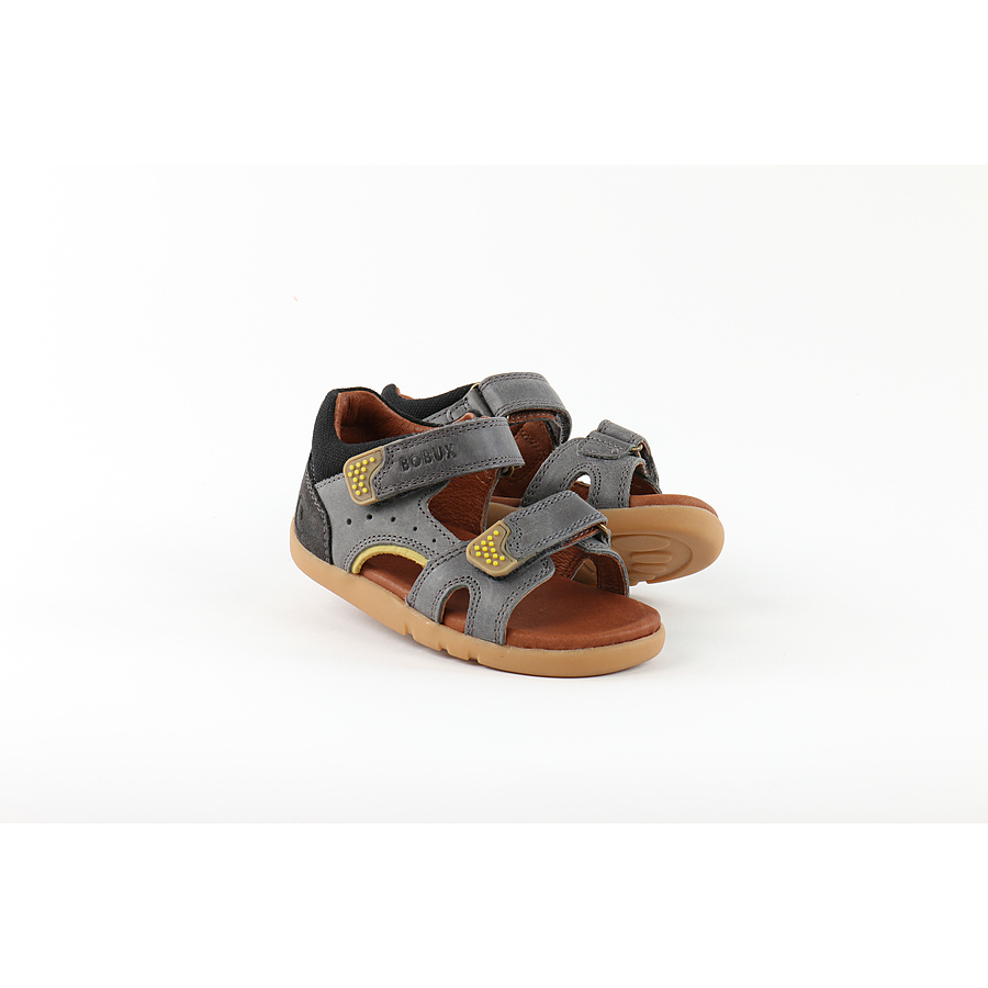 Bobux Iwalk Smoke Wave Sandal US 22 only - Image 1