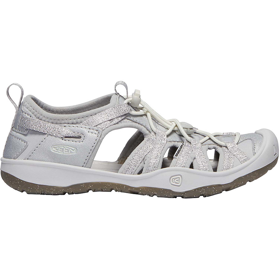 Keen Moxie Sandal Silver US 8 to 6 youth - Image 2