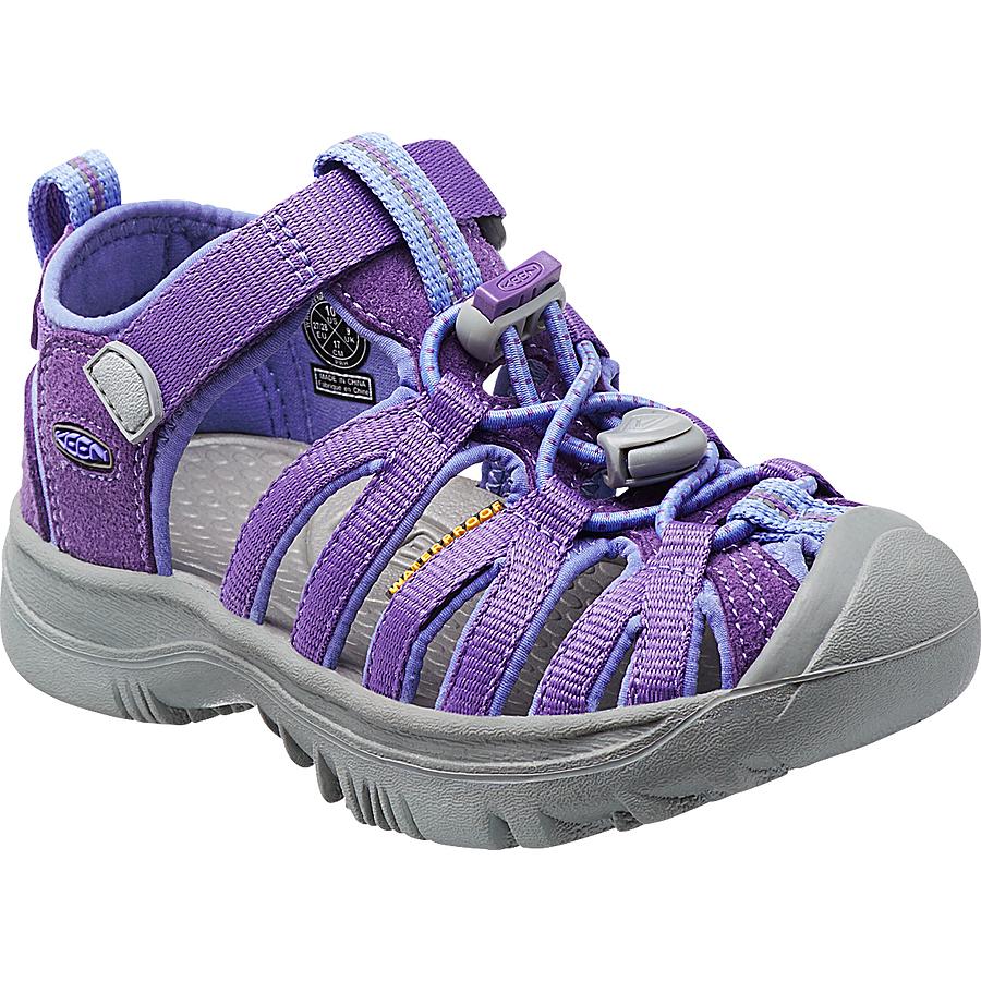 Keen Whisper Purple Girls' Sandal - Image 1