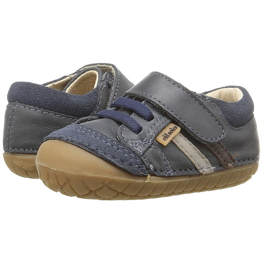 Old Soles Pave Denzle DIstressed Navy EU 19 to 22 - Image 1