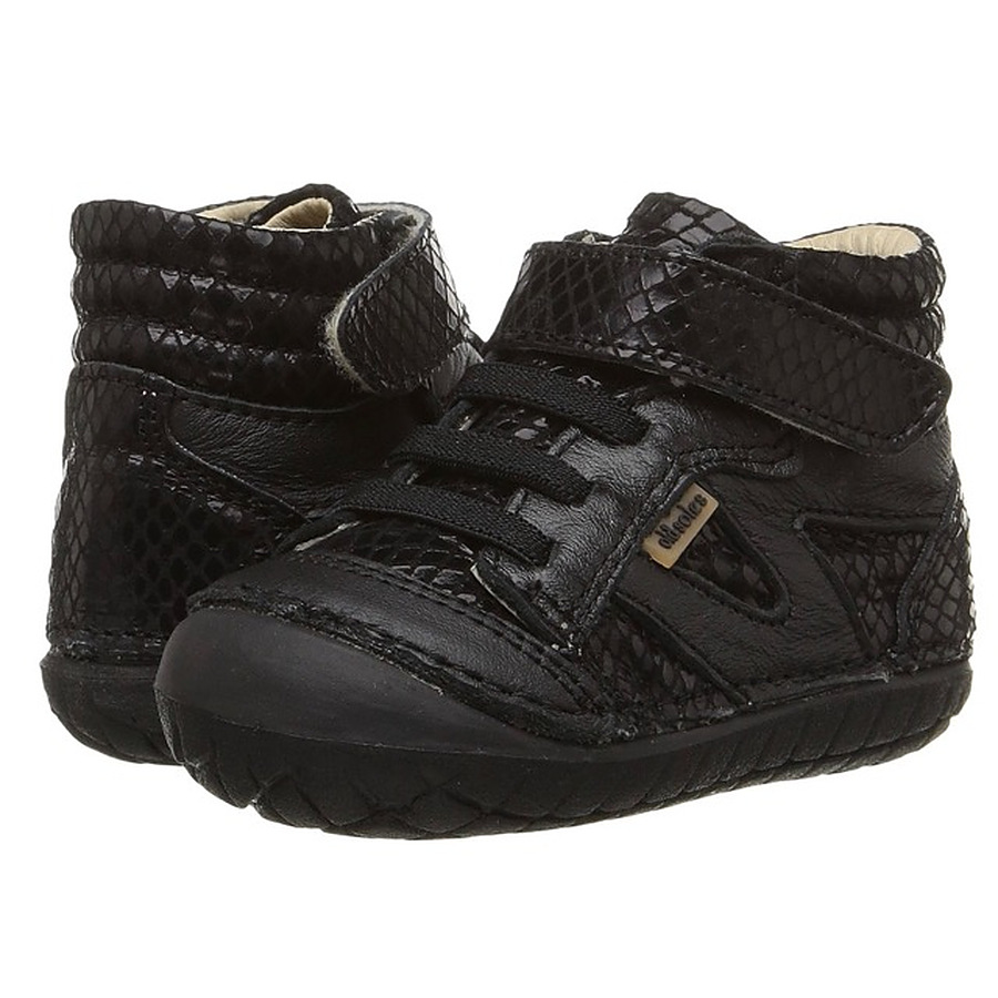 Old Soles Pave Woolfy Black Snake EU 19 to 22 - Image 1