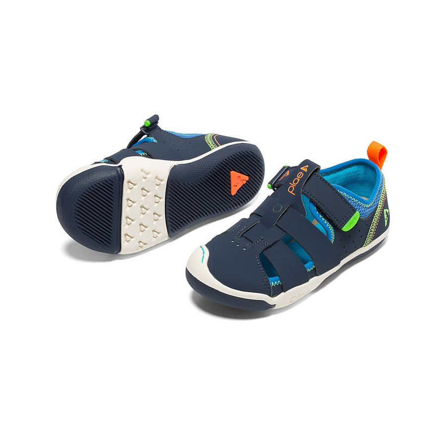 Sam 1.0 Navy Sandal US 2.5 youth only - Image 1