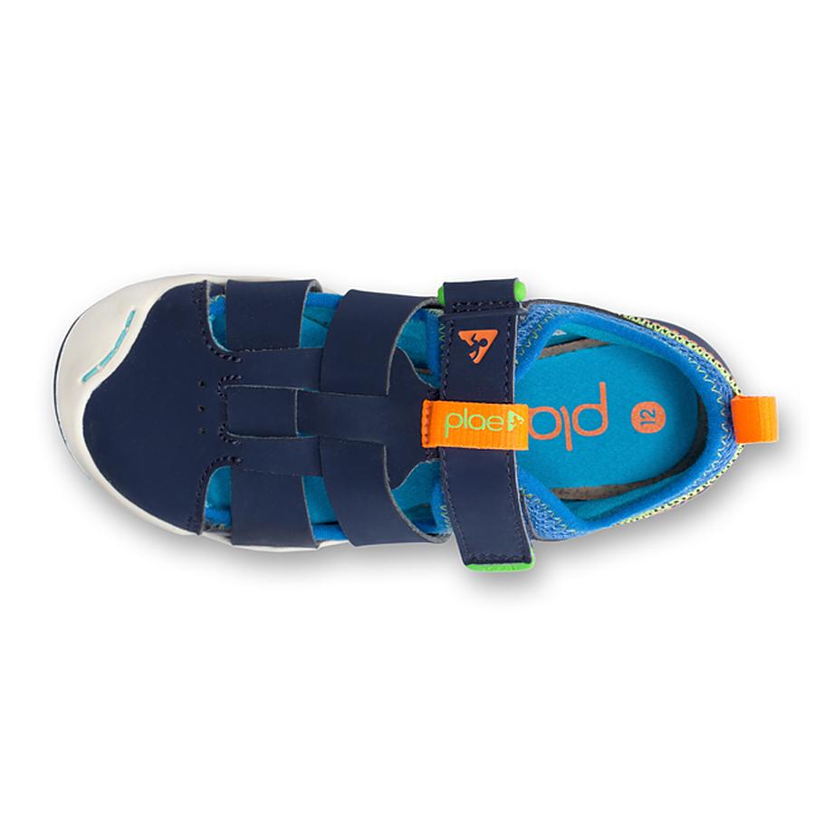 Sam 1.0 Navy Sandal US 2.5 youth only - Image 3