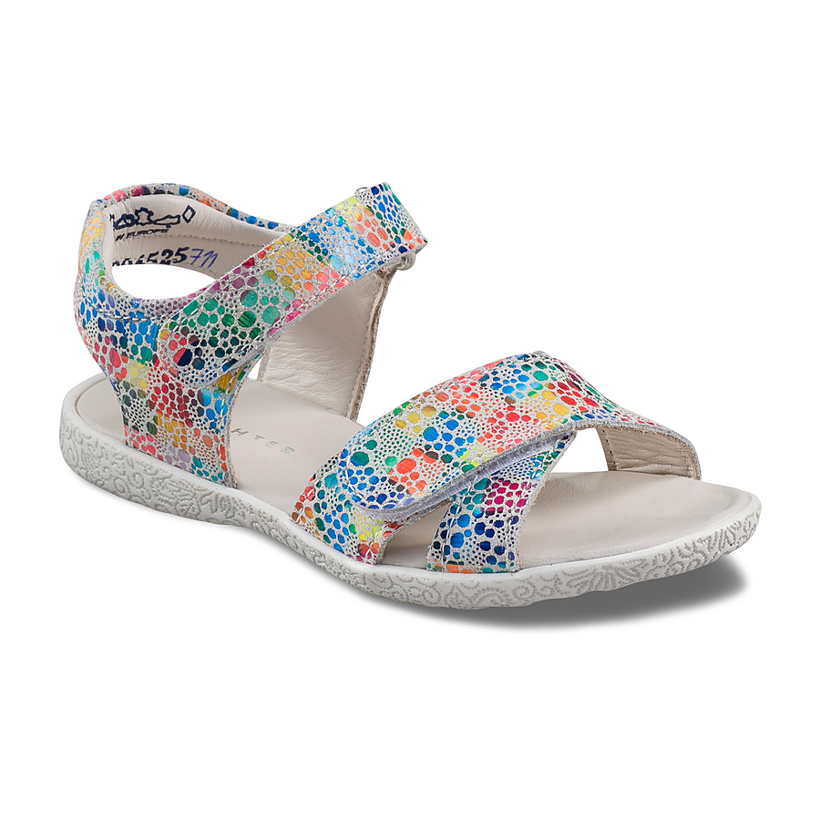 Richter Turquoise Strappy Sandal EU 34 only - Image 1