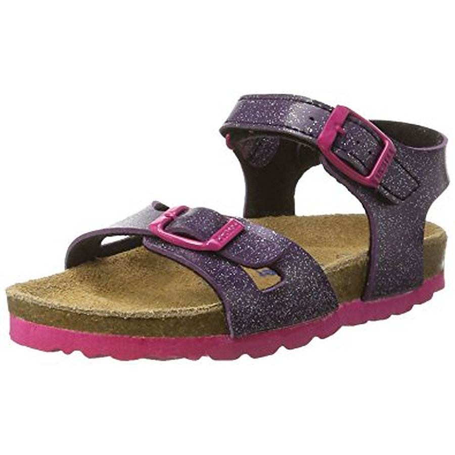 Richter Bio Cork Sandal Purple EU 28 to 40 - Image 1