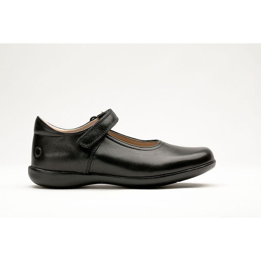 Skobi Barton Black Narrow EU 29 to 37 - Image 1