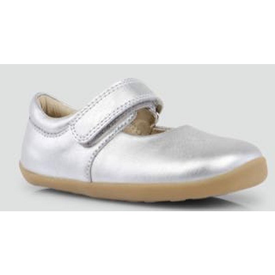Bobux Step Up Dance Silver - Image 1