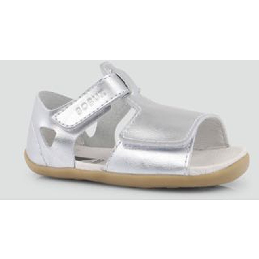 Step Up Mirror Sandal Silver - Image 1