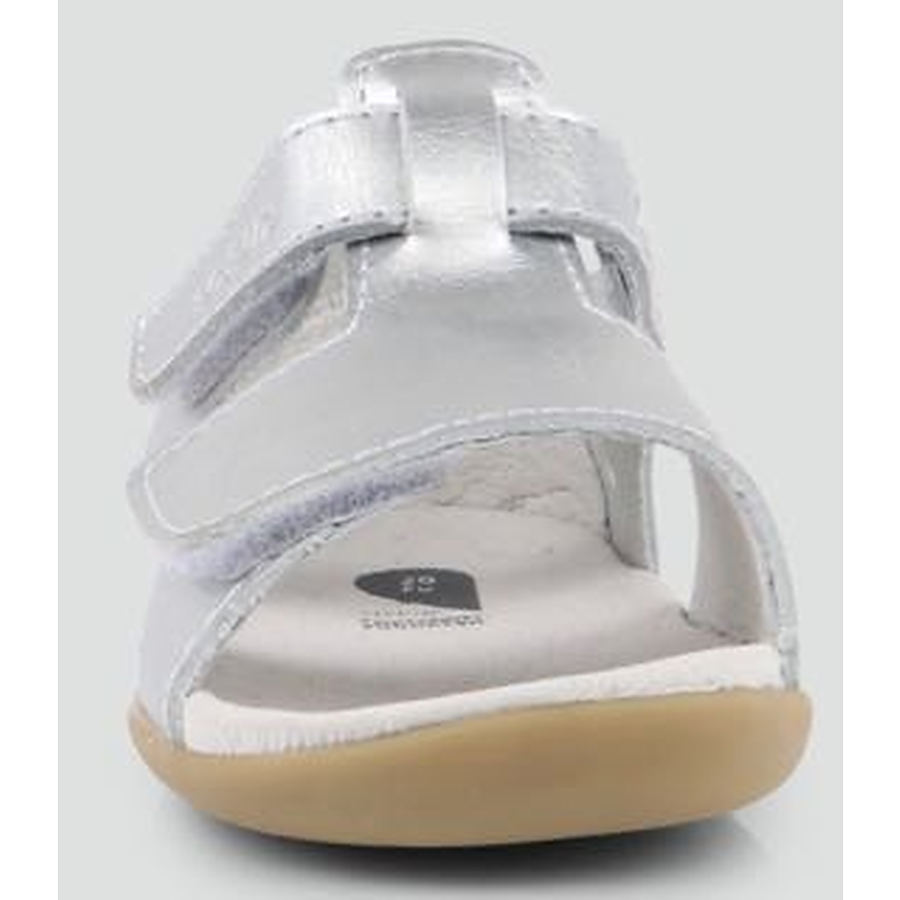 Step Up Mirror Sandal Silver - Image 2