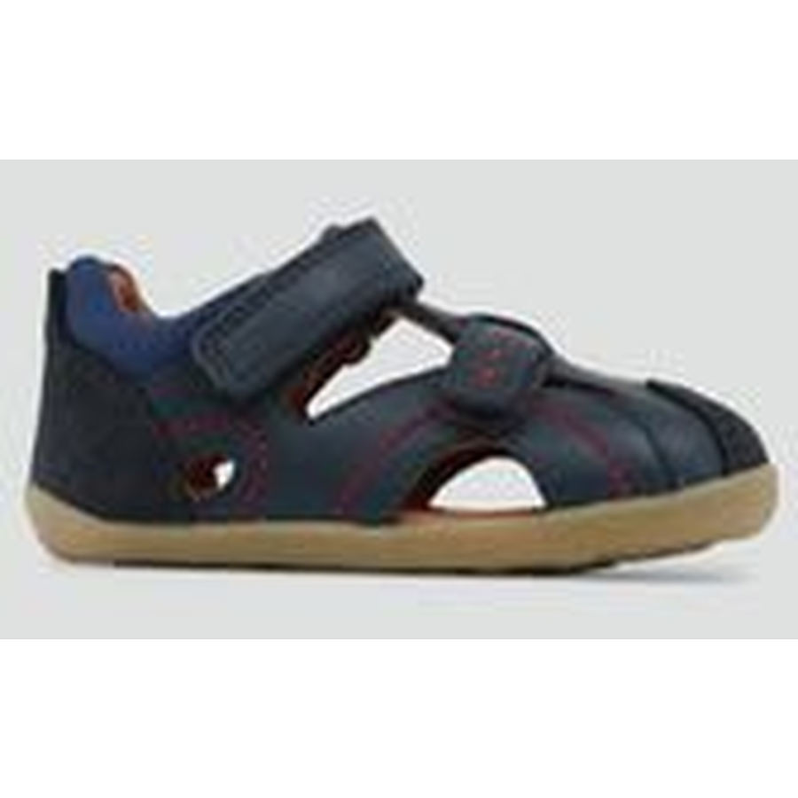 Step Up Navy Chase Sandal - Image 1