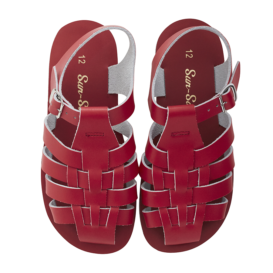 Sailor Red US 5 infant to 3 youth - Image 1