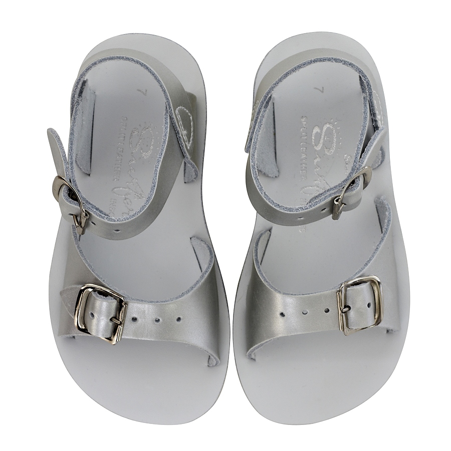 Saltwater Sun-San Surfer Silver US 9 to 13 - Image 1