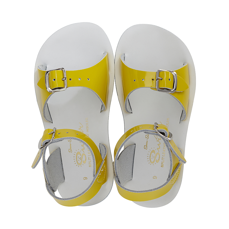 Saltwater Sun-San Surfer Yellow US 9 to 13 - Image 1