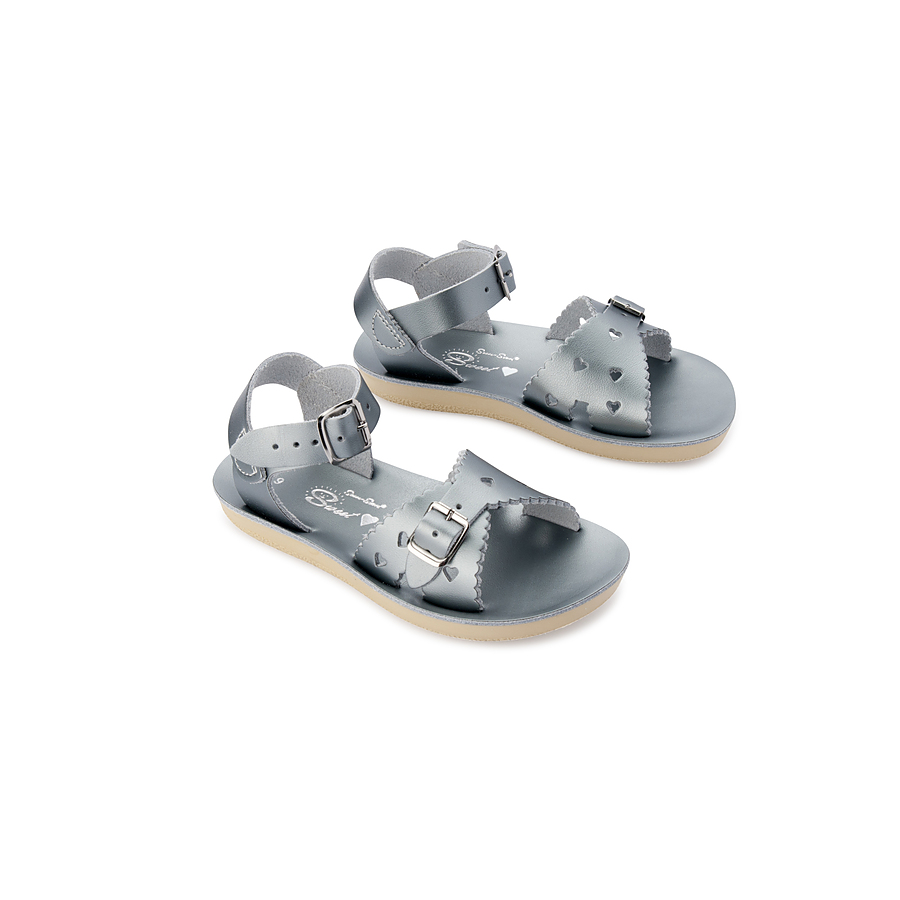 Sun-San Sweetheart Pewter US 5 to 3 youth - Image 1