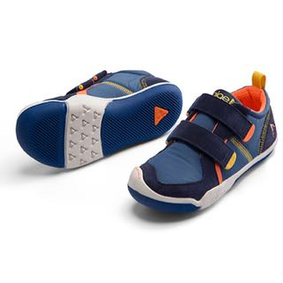 Ty Denim Navy US 6 infant to 3 youth - Image 1