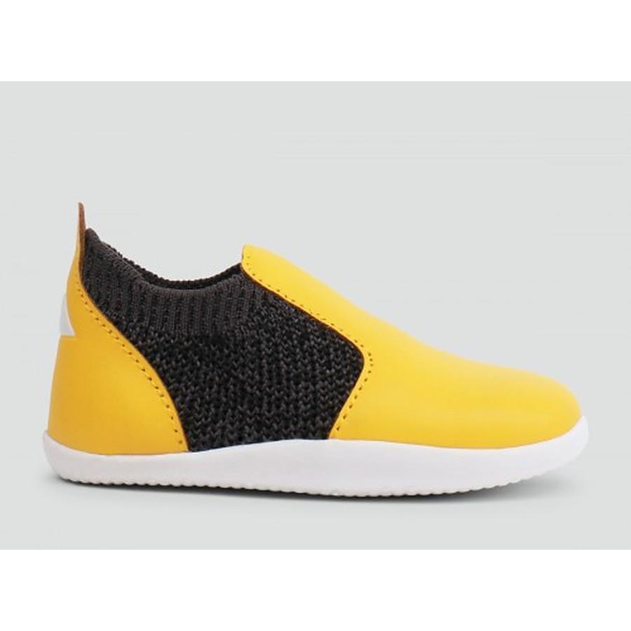 Bobux Xplorer Activ Knit Yellow EU 19 to 22 - Image 1