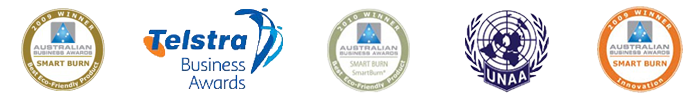 Smart Burn Product Awards