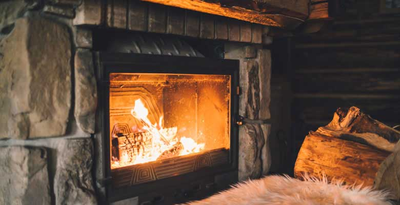 Image result for wood heater maintenance and chimney