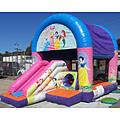 Disney Princess ES Combo Bouncy Castle